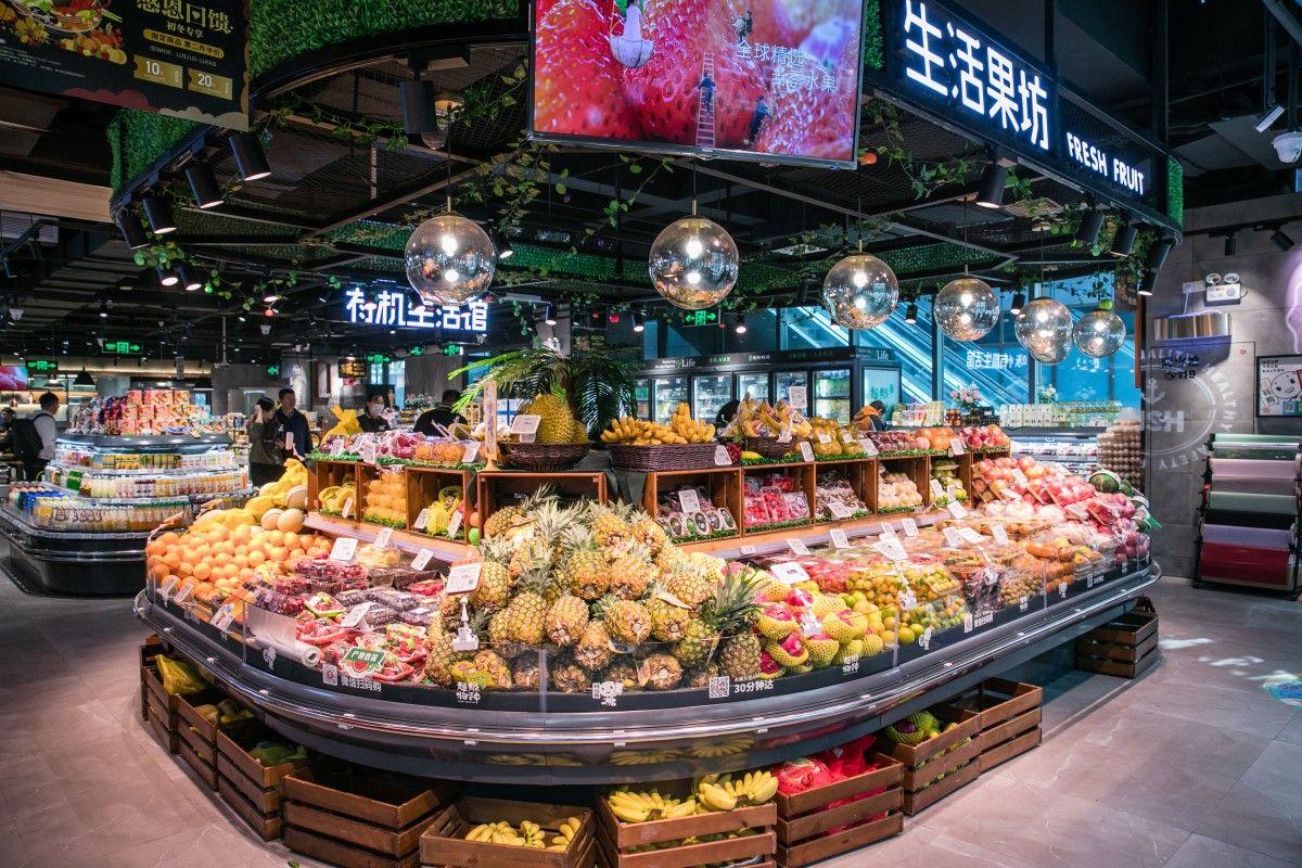 永辉彩食鲜+蜀海供应链强强联合,美团、饿了么纵深发展,美菜、宋小菜势头强劲,谁能拿下生鲜B2B(b)?