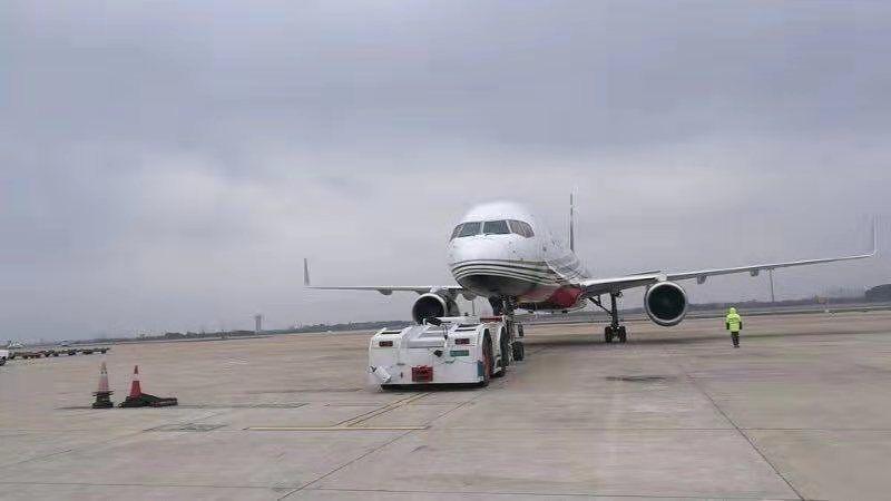 9架次专机驰援武汉 顺丰运来164吨急需物资