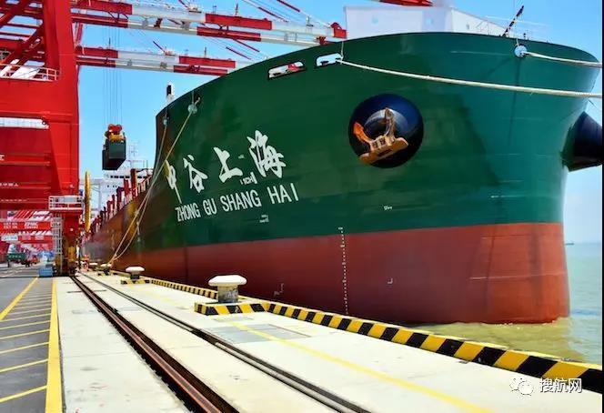 """刚刚,这家中国排名第三,号称""""集装箱航运界的顺丰""""的船公司正式申请A股上市!"""