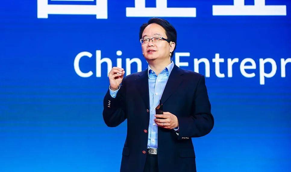 阿里巴巴陳威如:現在正是傳統產業數字化互聯網化的最好時機