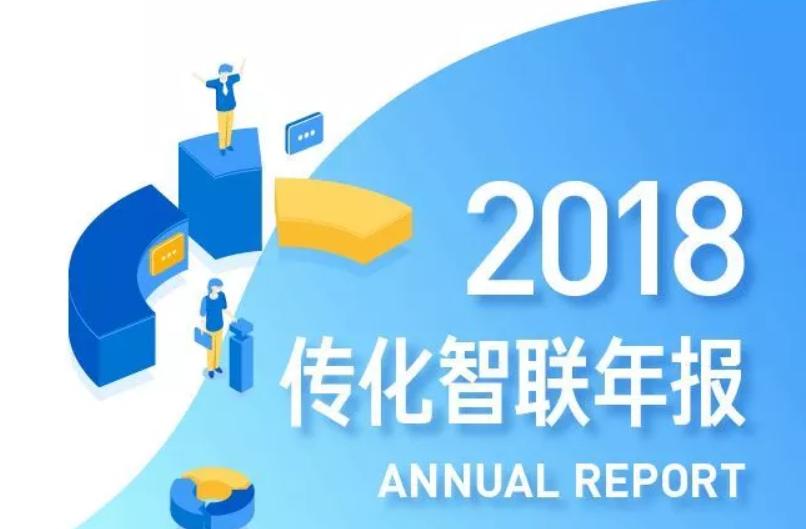 【图说】一图看懂传化智联2018年年报!