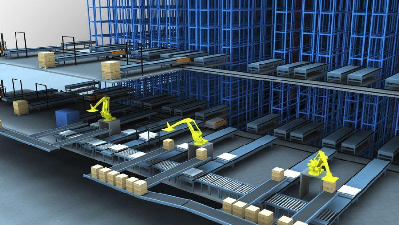 自动化立体仓库的概念及设计