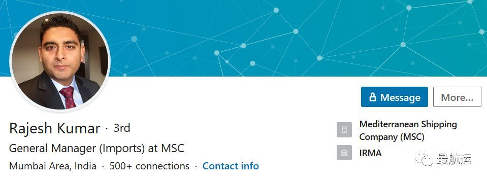 神秘MSC的新动作,仿马士基三角集运,计划每年节省100亿美元!