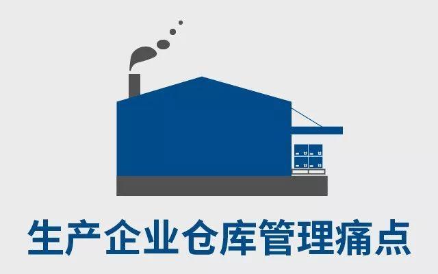 生产型企业仓库管理痛点和解决方案