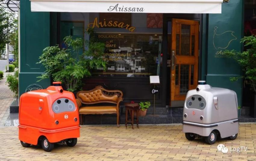 自动驾驶宅配车:快递员+跑腿员+移动的便利店!