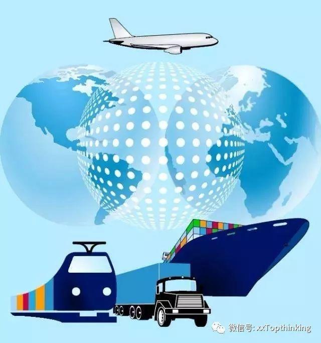 各種交通運輸方式:過去、現在和未來
