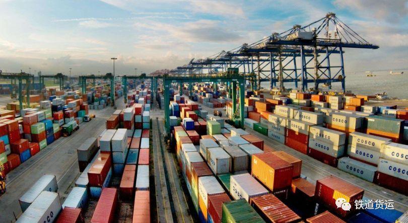 运输结构调整下铁路集装箱发?#20849;?#30053;研究