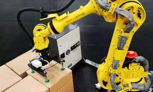 IAM Robotics開發分揀機器人