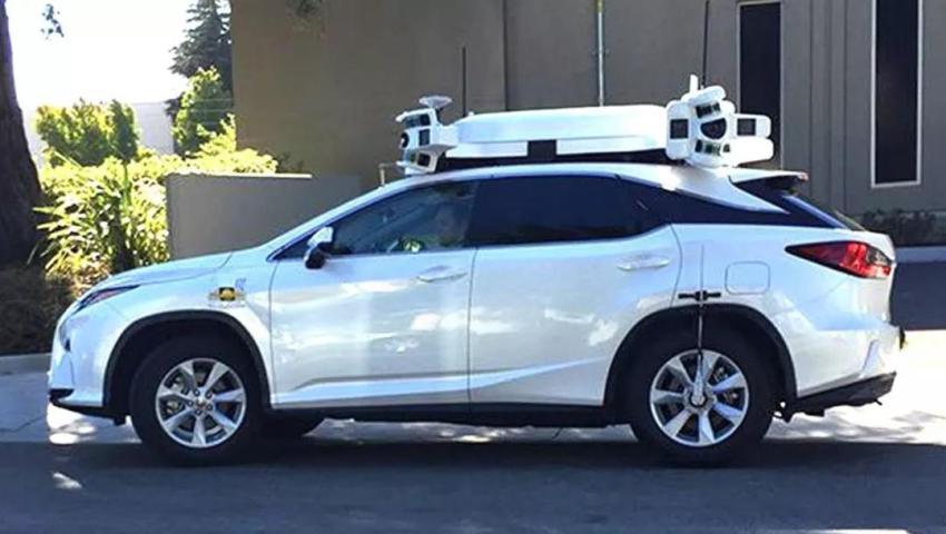 """""""三无""""报告显示自动驾驶成绩垫底的苹果,解决方式是改报告、招大牛还是并购?"""