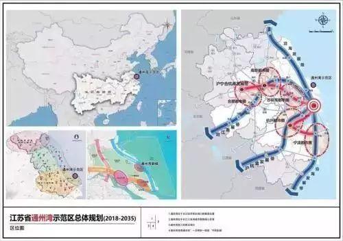 江苏新出海口!通州湾港区力争2022年开港运营