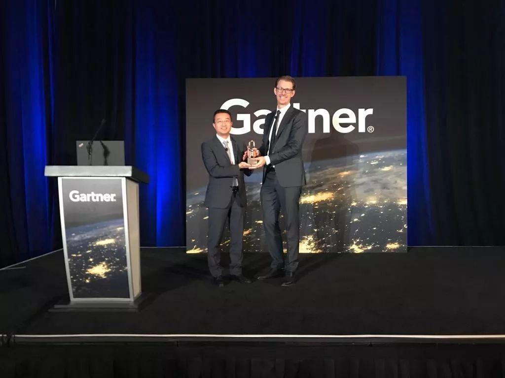 京东荣膺Gartner零售业供应链创新大奖  携手沃尔玛打造全球供应链标杆