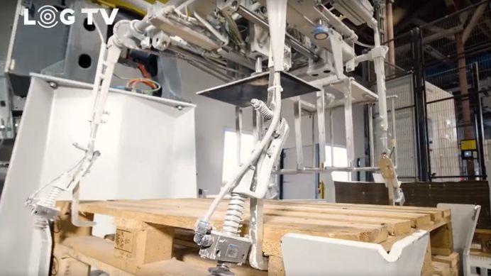 全流程自动化解决方案,从包装、码垛到出库……