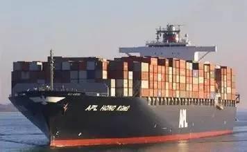 达飞内部整合:APL将收购正利航运