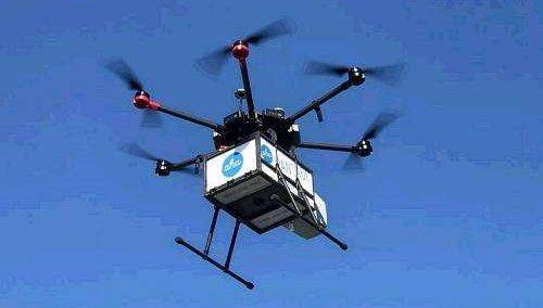 一汽物流无人机应用系统发布
