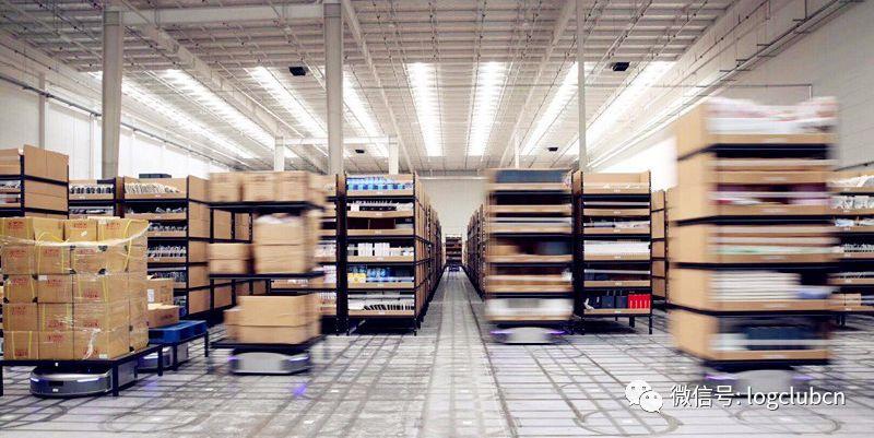 面对单日5亿件包裹,怎样让仓库都用得上、用得起物流机器人?