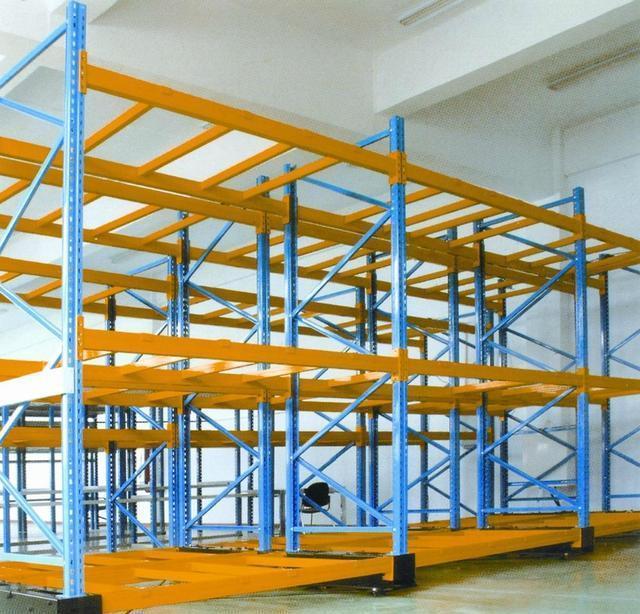 顺力智能物流:仓储货架的组成结构