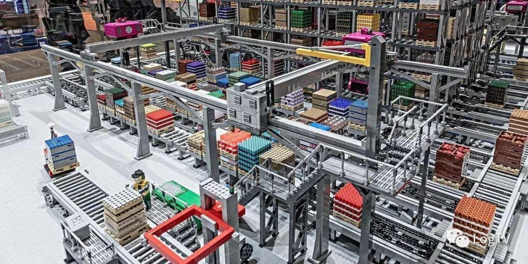 零售商、3PL仓储解决方案,每天处理10000托盘货物