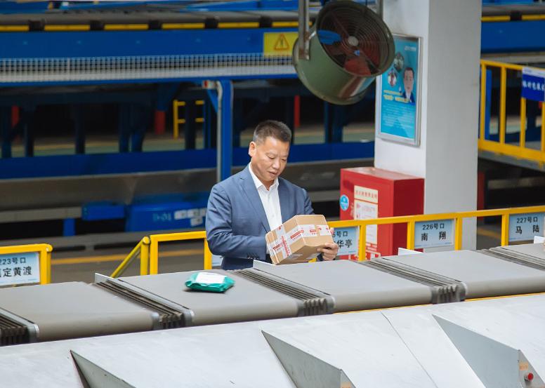 中通董事长赖梅松:物流成本降下来 制造业会更有竞争力