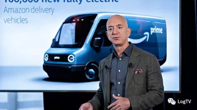 亚马逊订购10万辆电动配送车,你怎么看?