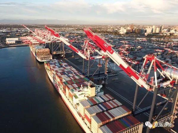 东方海外以17.8亿美元出售长滩集装箱码头业务