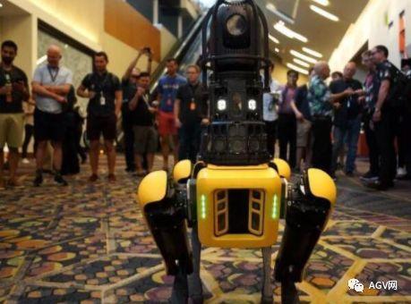波士顿动力公司准备推首款商用机器人
