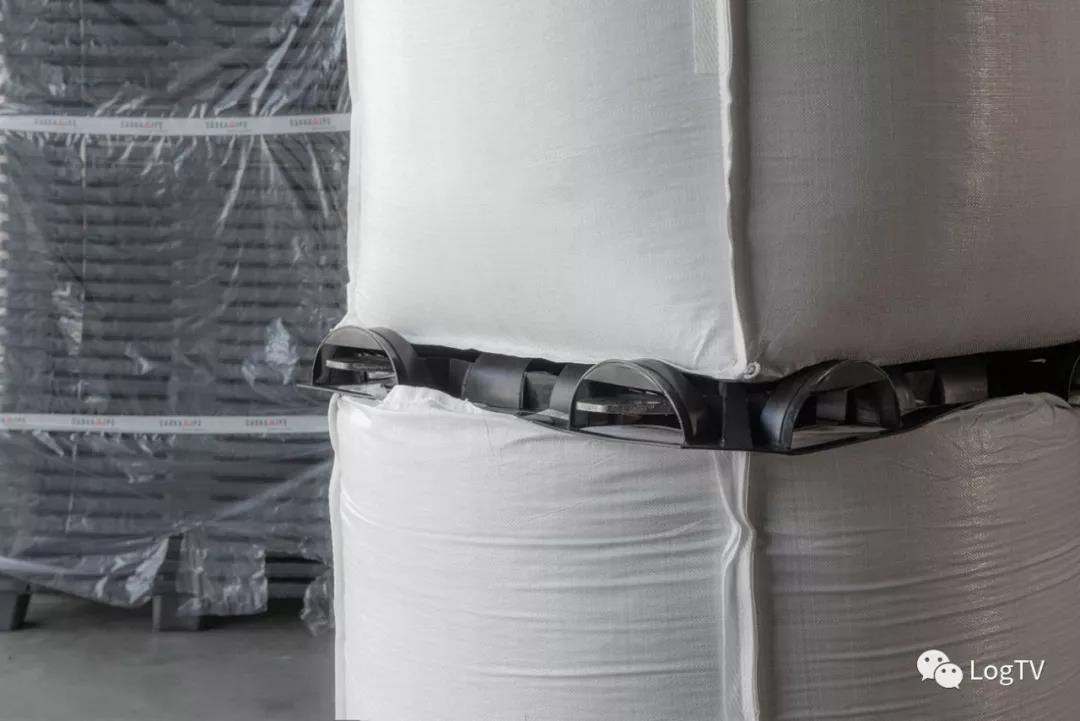 """托盘界新物种""""托盘分隔器"""",拯救袋装货物运输和存储"""