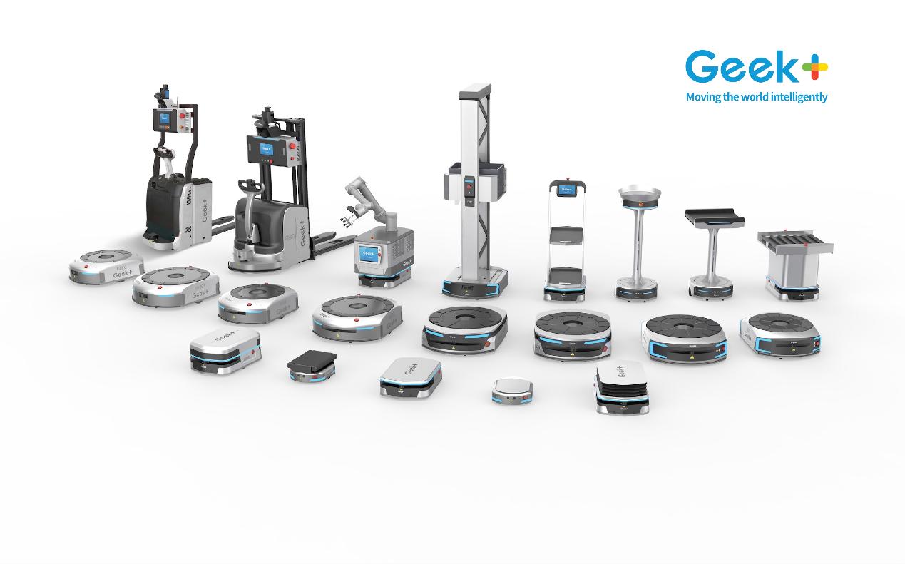 重磅   Geek+获评全球Top50机器人公司,斩获RBR50榜单!