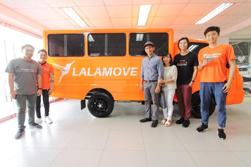 货拉拉:把车卖到菲律宾