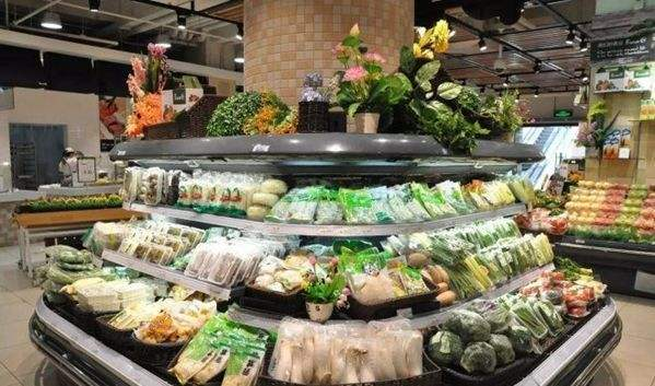 """""""纯线上+前置仓""""的朴朴快送超市,如何抢滩盒马、永辉、京东的新零售物流战场"""