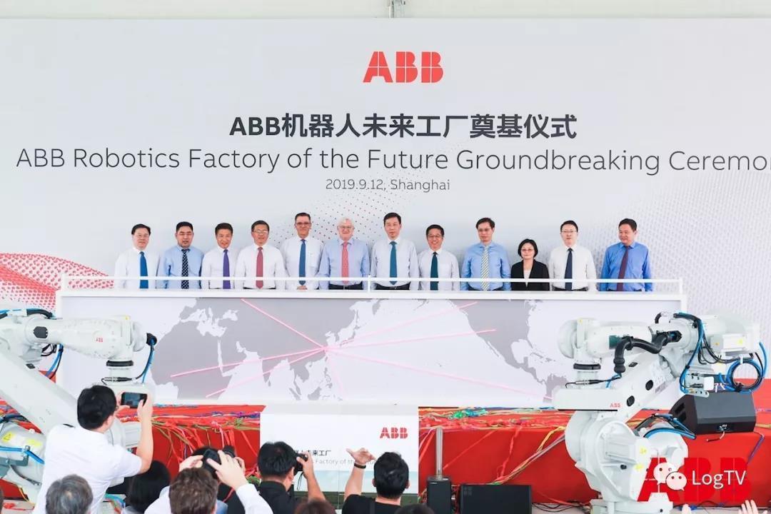 """ABB十亿重金打造""""未来工厂"""",最前沿的技术全用上了"""