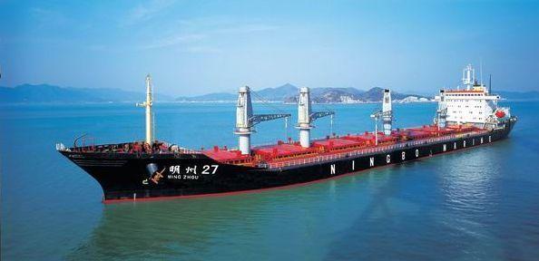 宁波海运上半年净利1.3亿 预计前三季利润增长40%-60%丨航运界