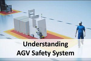 一文读懂AGV 安全系统是如何工作的?