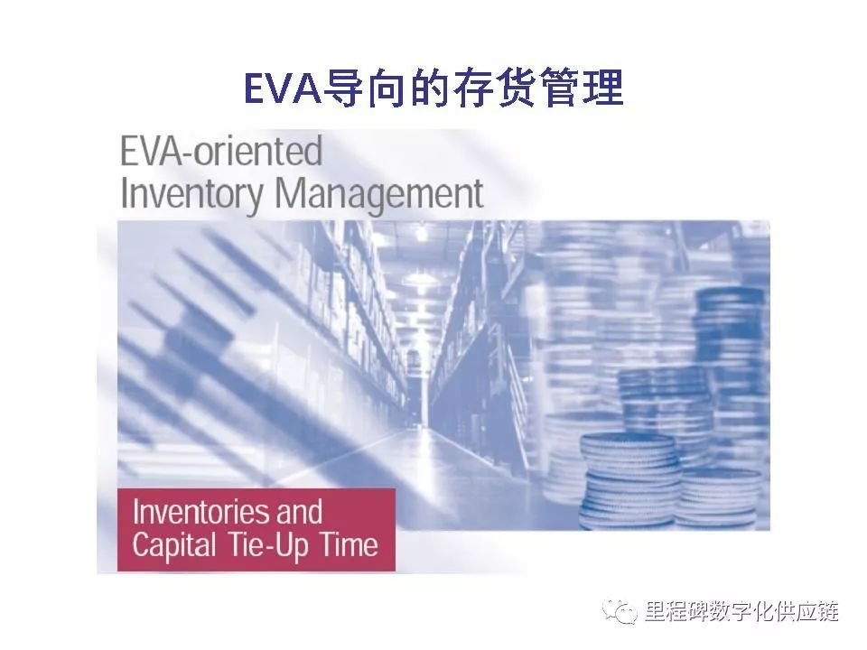EVA导向的存货管理——存货资产与时间相联结