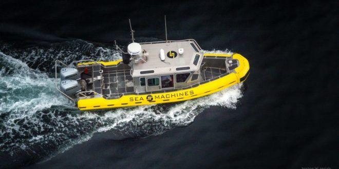 Sea Machines完成1000万美元A轮融资