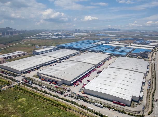 新宜中国与英联投资设立合资公司,布局中国物流地产