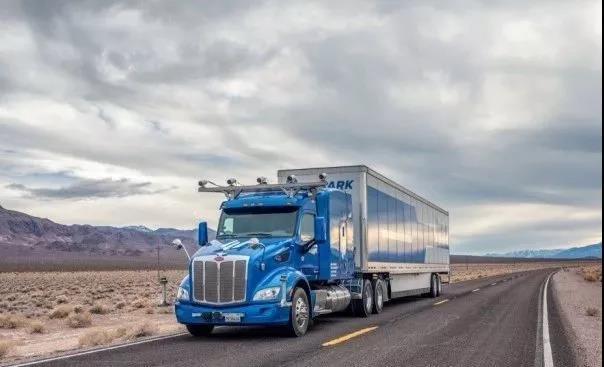史上最长测试距离!无人驾驶卡车横穿美洲大陆2400km