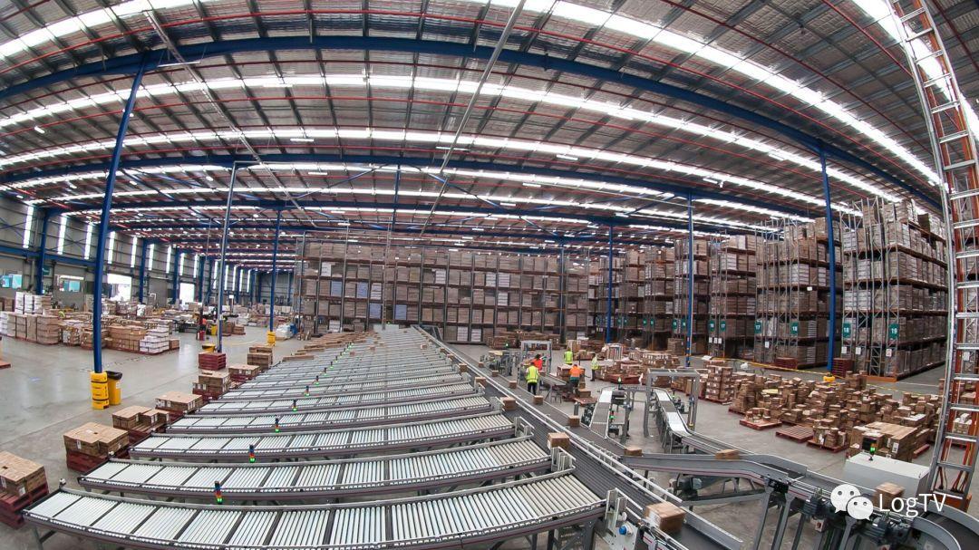 澳洲最大的3PL如何讓分揀效率提高200%?