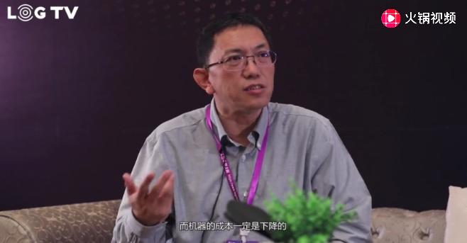 视频专访   极智嘉中国区副总裁胡庸:无人仓体系=系统+流程+设备+算法