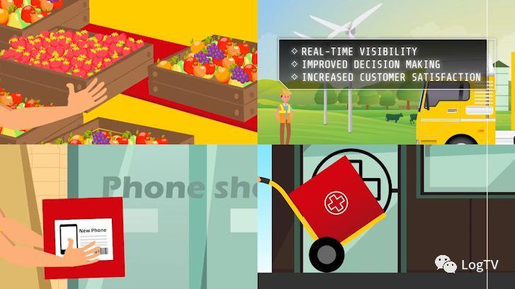 DHL推出智能传感器,货物运输状态全程可视化
