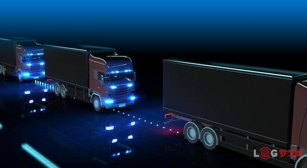 ppt卡车素材