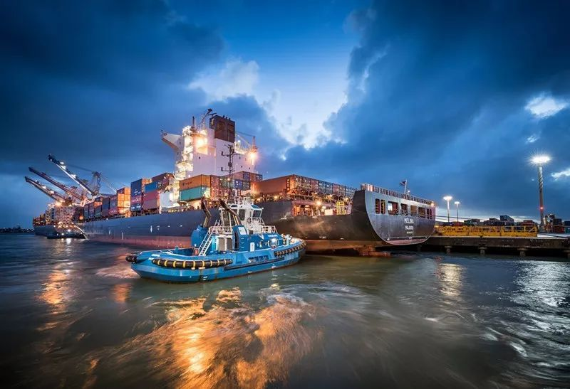 这次,全国港口的吞吐量数据都齐了!
