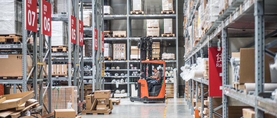 仓储物流将成蓝海,国外品牌把持产业链话语权
