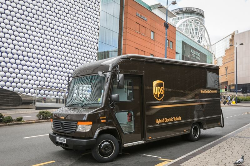 UPS 发布2019年度可持续发展报告,公布卓越成效(附下载)