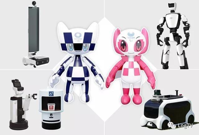 豐田推出機器人全線陣容,備戰2020年東京奧運會