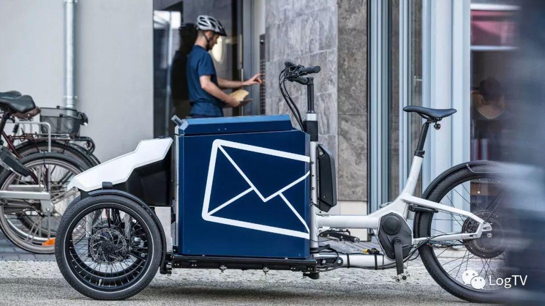 """智能""""貨運自行車""""來了!竟然還能自動駕駛"""