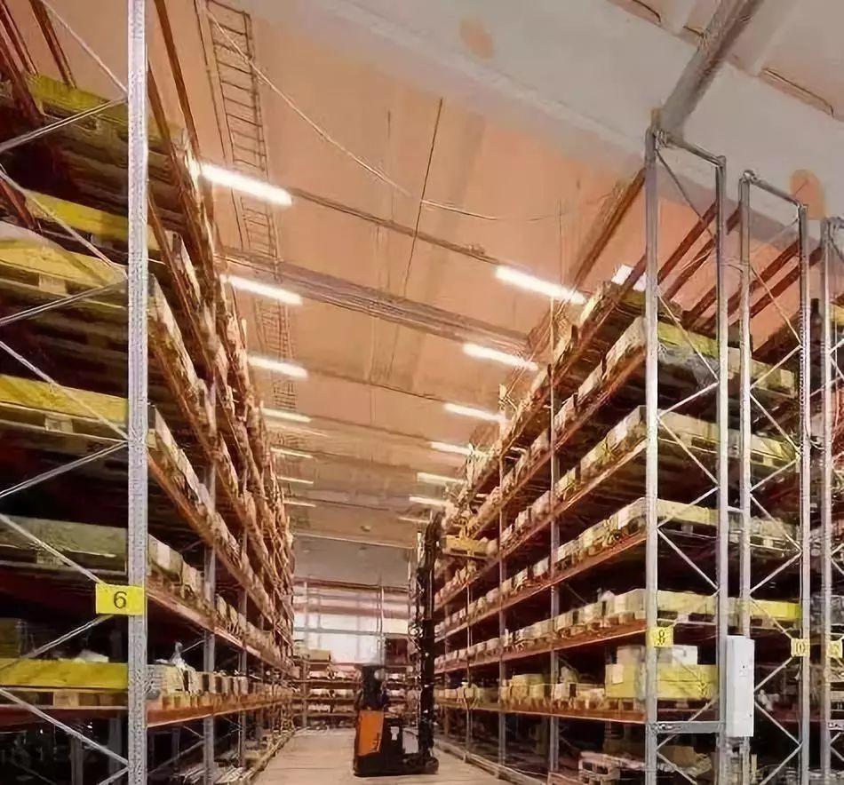 工厂原材料和成品仓库的周转箱管理经验