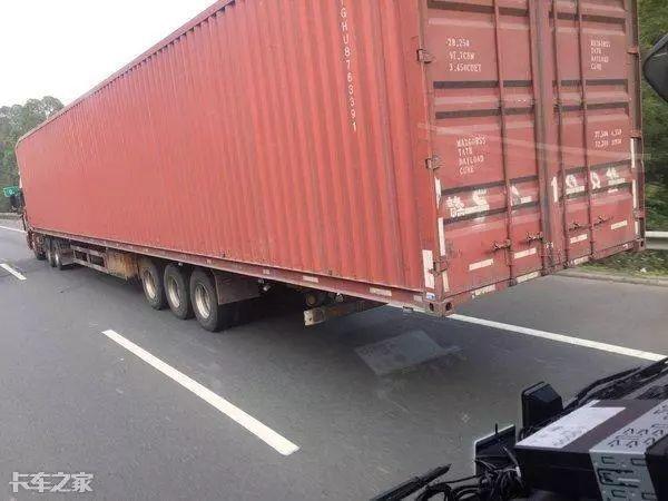 17.5米大板、变态集装箱货车霸占货运舞台,守法车辆如何运营?