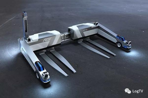 新手司机不用愁!德国发明了自动停车机器人