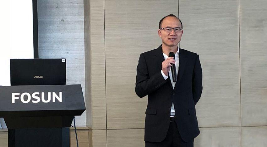 郭广昌:对复星组织架构进化的思考