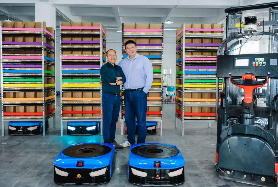 牧星智能获鼎晖投资的A轮融资,加速仓储物流AI赋能